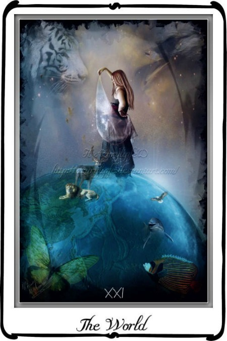 Tarot_The_world1